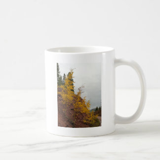 boreasのパスの《植物》アスペン コーヒーマグカップ