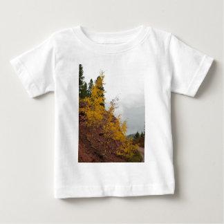 boreasのパスの《植物》アスペン ベビーTシャツ