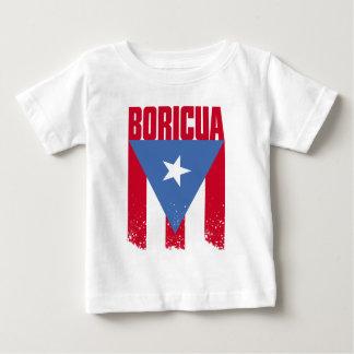 Boricuaの旗 ベビーTシャツ