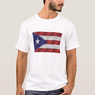 Boricuaの旗 Tシャツ