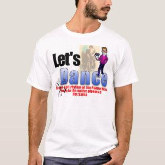 Boricuaはダンスを可能にします Tシャツ