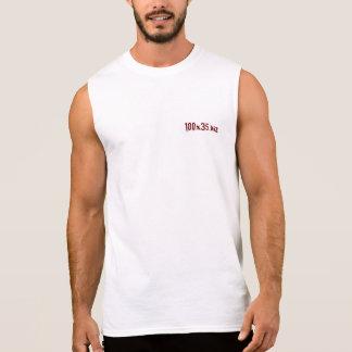 Boricua筋肉ワイシャツ 袖なしシャツ