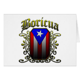 Boricua カード