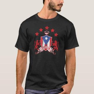 Boricua Heraldy Tシャツ