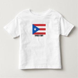 Boriquaのベビー! トドラーTシャツ