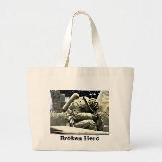 Borkenの英雄 ラージトートバッグ