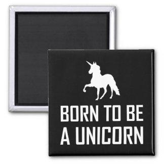 Born to Be A Unicorn Fantasy マグネット