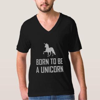 Born to Be A Unicorn Fantasy Tシャツ