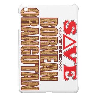 Borneanのオランウータンの保存 iPad Mini カバー