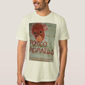 Borneanのオランウータン Tシャツ