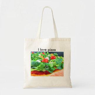 borsaピザ トートバッグ