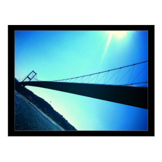 Bosphorus橋 ポストカード