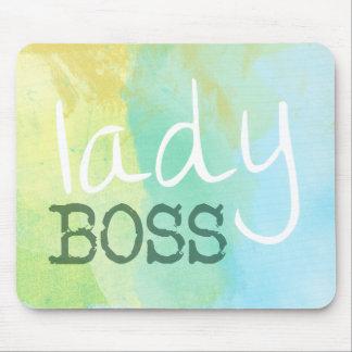 Boss Mousepad女性 マウスパッド