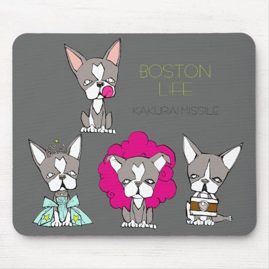 BOSTON LiFE by 加倉井ミサイル マウスパッド