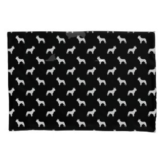 Boston Terrier Dog pillow cases 枕カバー