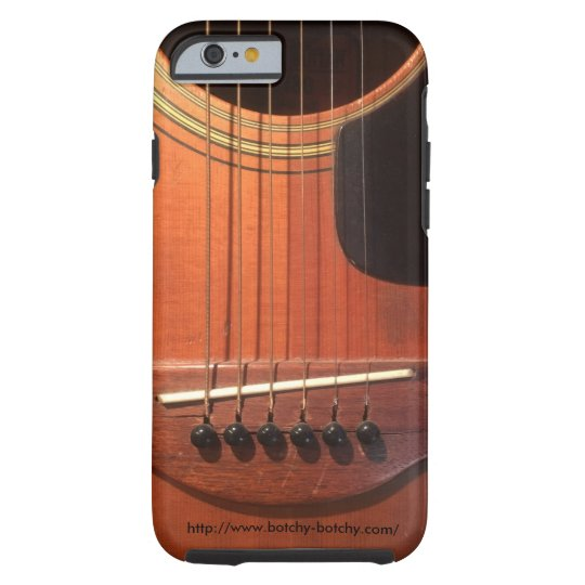 BOTCHY BOTCHY PHONE CASE (old guitar) ケース