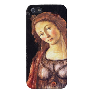 BotticelliのiPhone 5の場合を絵を描いているファインアート iPhone 5 Cover