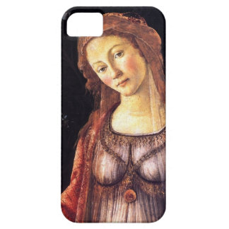 BotticelliのiPhone 5の場合を絵を描いているファインアート iPhone SE/5/5s ケース