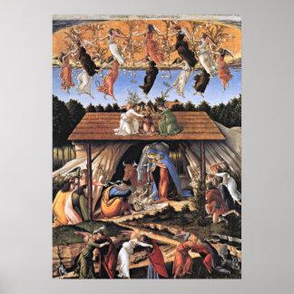 Botticelli: 神秘的な出生 ポスター