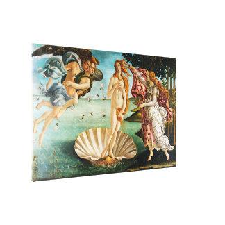 BOTTICELLI-金星1483年の誕生 キャンバスプリント