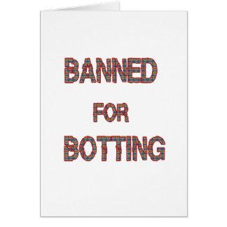 Bottingのコピー カード