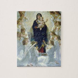 Bouguereau -天使のヴァージン ジグソーパズル