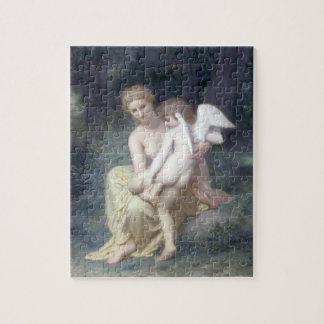 Bouguereau - L'Amour Blessé ジグソーパズル