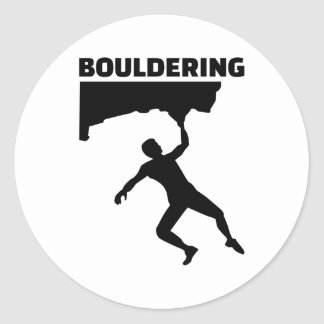 Bouldering ラウンドシール