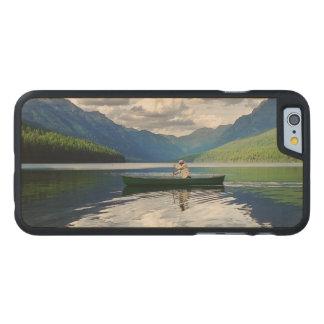 bowman湖-グレーシャー国立公園モンタナ ケース