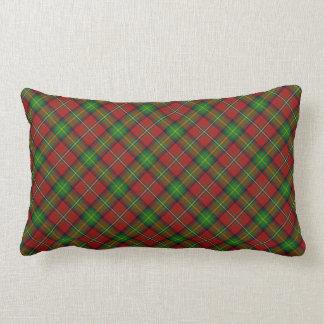 Boydのスコットランドの一族のタータンチェックのLumbarの枕 ランバークッション