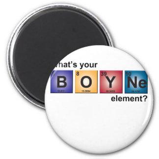 Boyne_elements マグネット