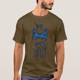 bpによって熱狂させるワイシャツ tシャツ
