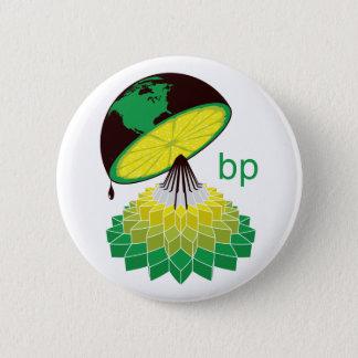 BPのロゴのバージョン2 (ボタン) 5.7CM 丸型バッジ