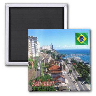 BR -ブラジル-サルバドル-バイア マグネット