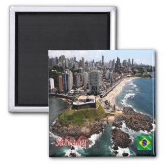 BR -ブラジル-サルバドル-パノラマ マグネット