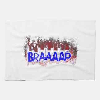 Braaaap キッチンタオル