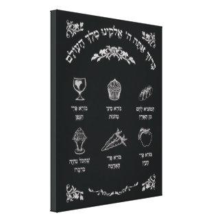 Brachotの黒板-キャンバス キャンバスプリント