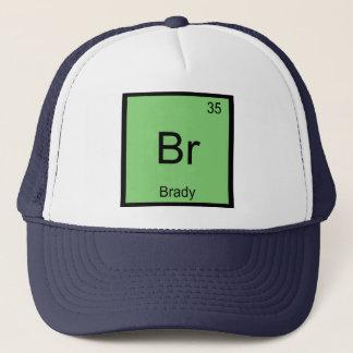 Brady一流化学要素の周期表 キャップ