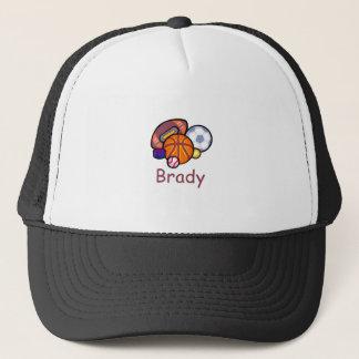 Brady キャップ