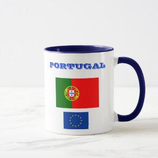 Braganca*ポルトガルのコーヒー・マグ/Caneca BRAGANÇA マグカップ