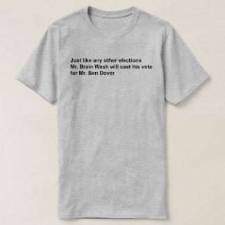 Brain Wash氏 Tシャツ