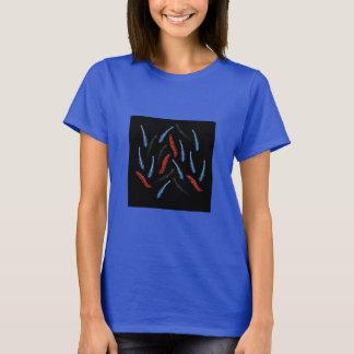 Branches Women's Basic T-Shirt Tシャツ