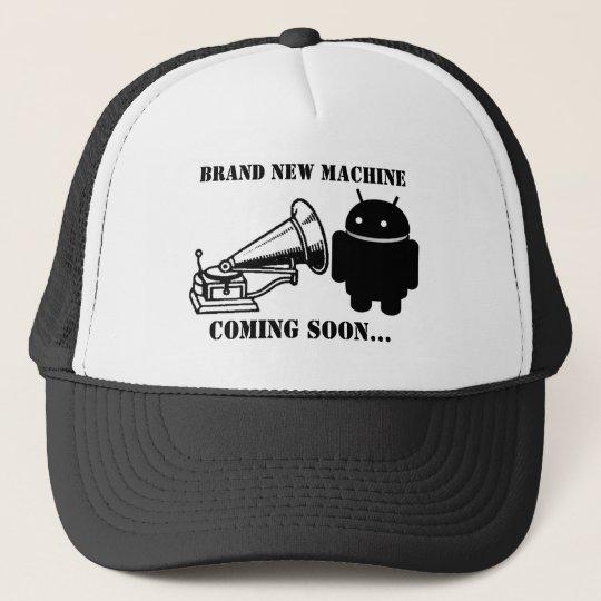 Brand New Android Machine? キャップ