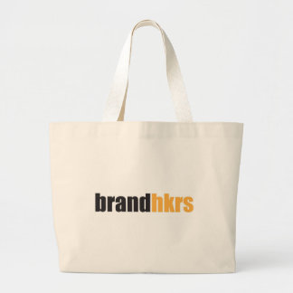 brandhackerの店プロダクト ラージトートバッグ