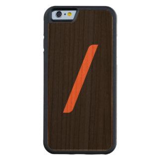 """Brandon """"スラッシュ""""ジョーンズ- iPhoneの場合 CarvedチェリーiPhone 6バンパーケース"""