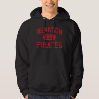 Branson -海賊-高等学校- Bransonミズーリ パーカ
