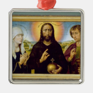 Braque家族のトリプティク、聖ヨハネ メタルオーナメント