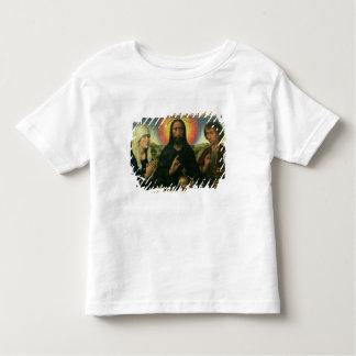 Braque家族のトリプティク: (LtoR)聖ヨハネBa トドラーTシャツ