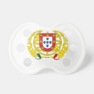 Brasaoo de Armas (紋章付き外衣) deポルトガル おしゃぶり