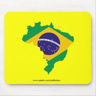 Brasilianマウスパッド マウスパッド